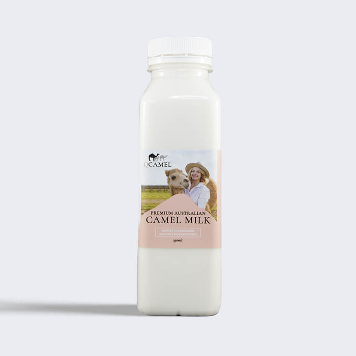QCamel Australian Camel Milk 350ml